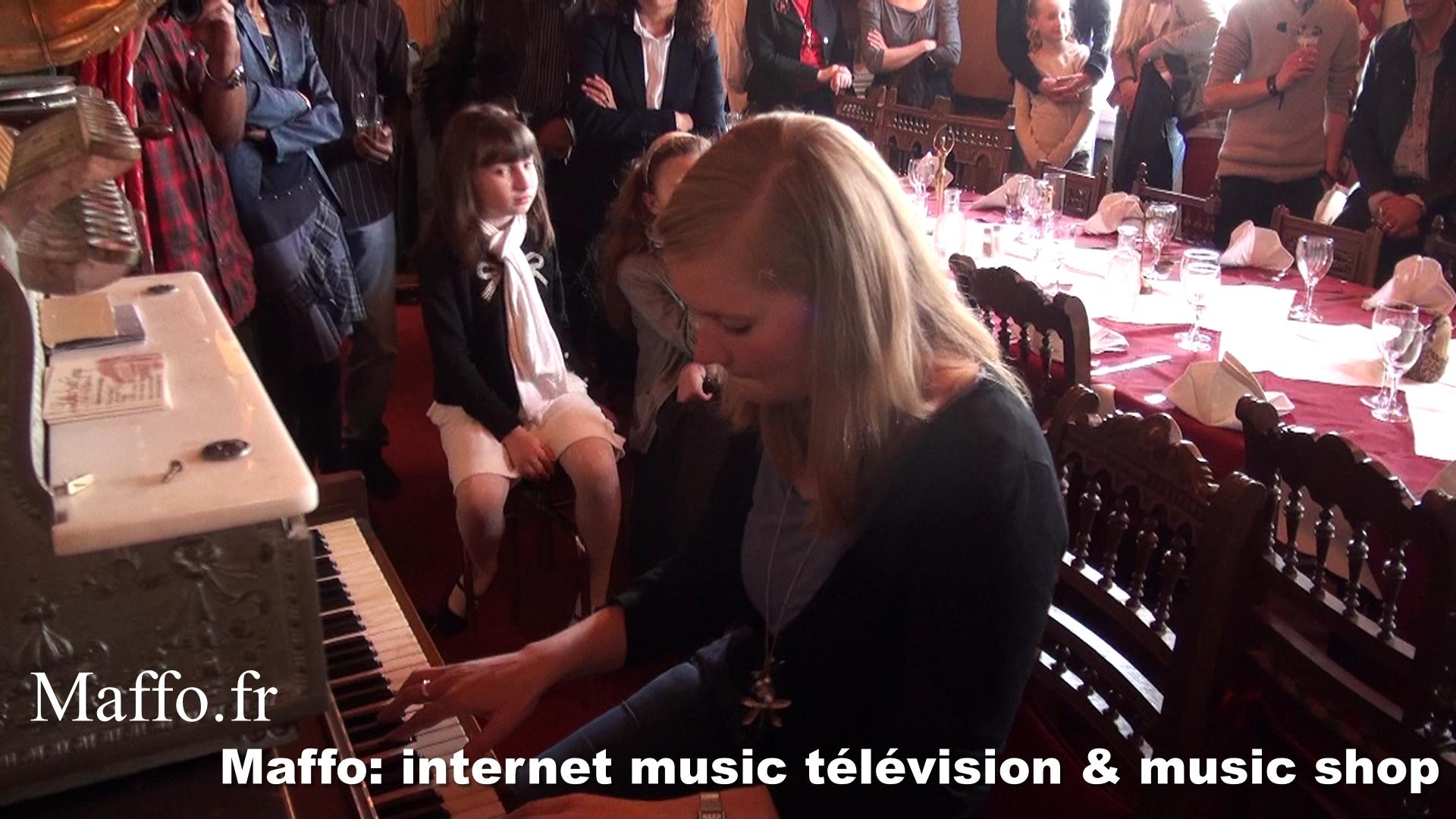 Solo Piano Concert Nadine, N°124, By Maffo.fr