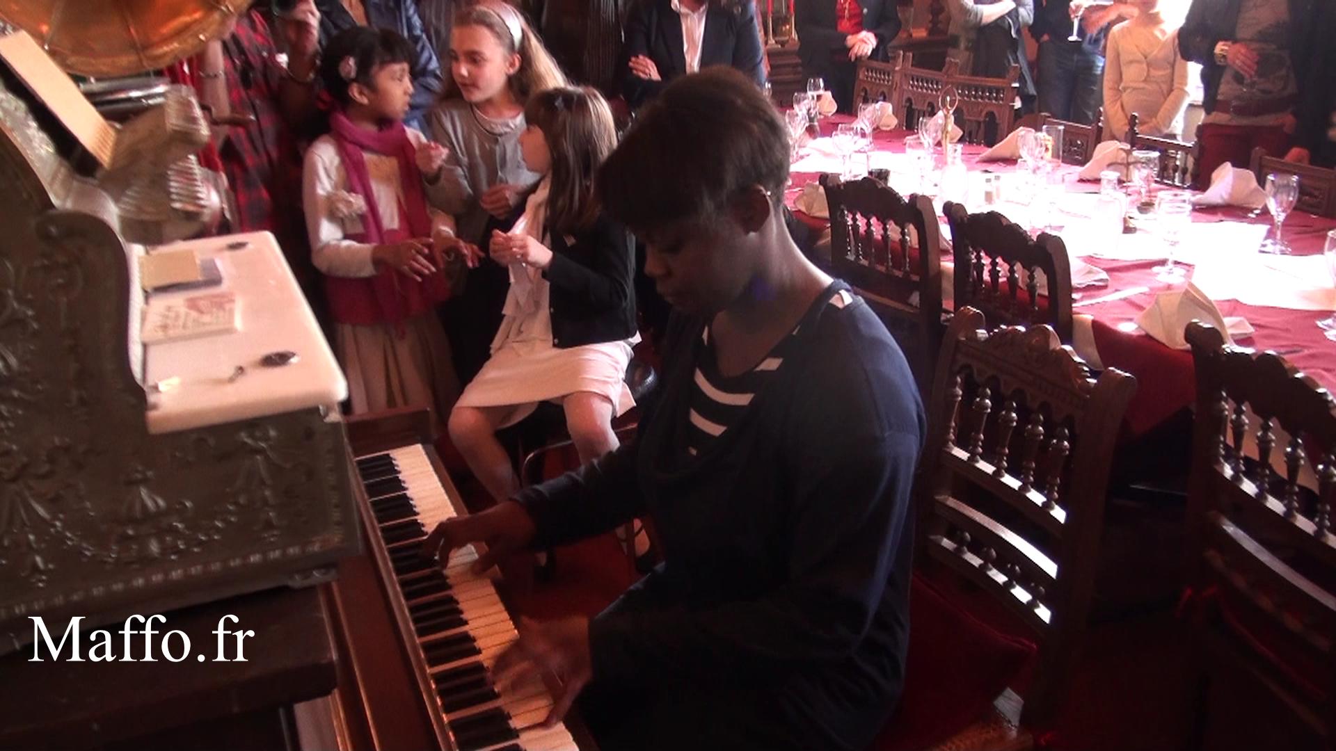 Stephi Piano, Concert Nadine N°9 By Maffo.fr